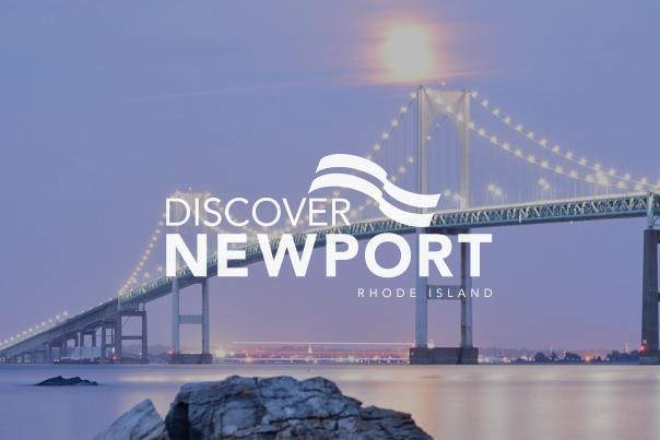 Newport Bridge and DN Logo