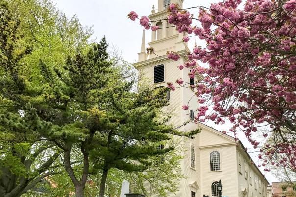 Trinity Church Spring