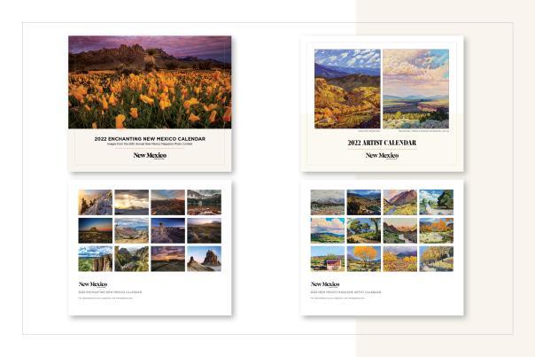 2022 Photo Calendars