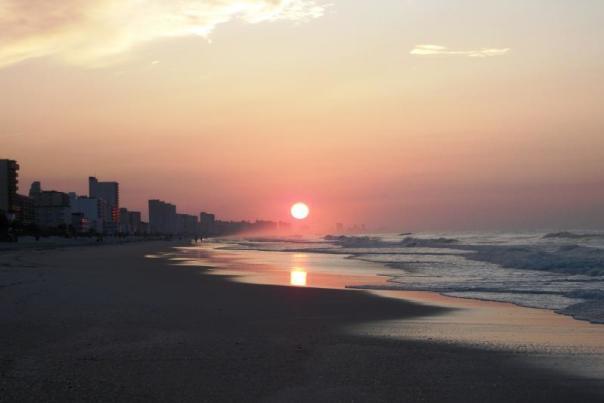 Photo contest sunrise