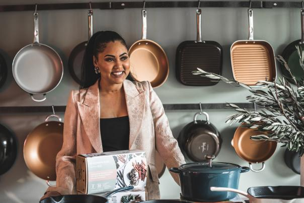 Ayesha Curry - Homemade shop