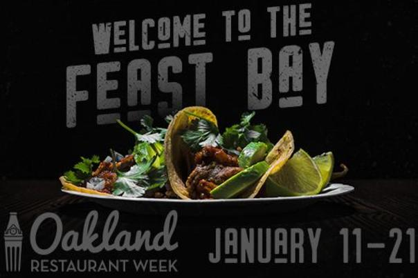 Oakland Restaurant Week 2018