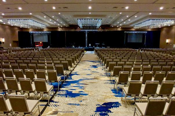 ballroom at DoubleTree by Hilton Orlando at SeaWorld