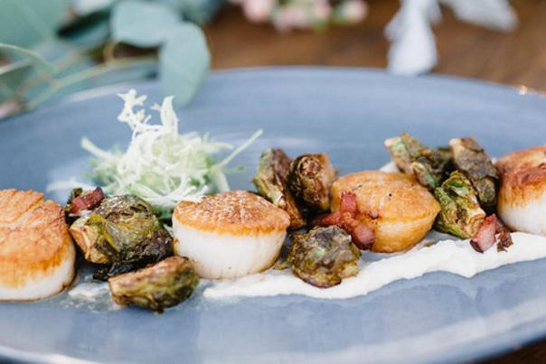 Paddlefish Restaurant scallops