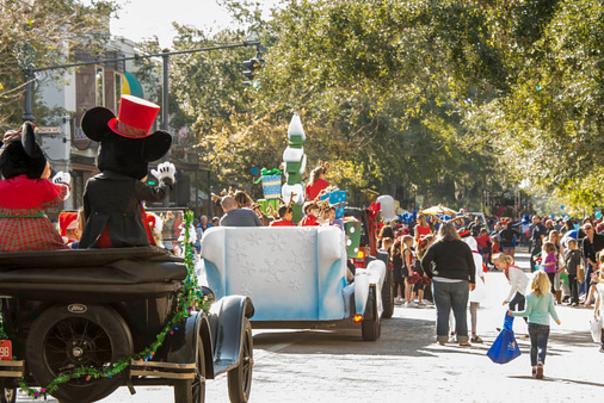 Winter Park Christmas Parade