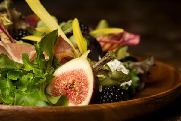 The Boheme salad