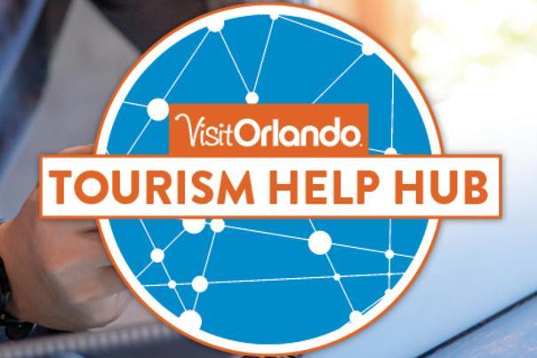 Tourism Help Hub mobile hero