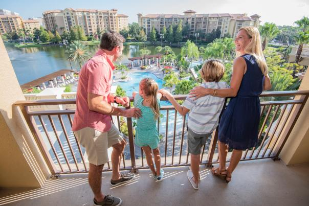 Photo of family at Wyndham Destinations