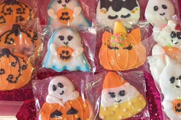Halloween Treats at Tamara's