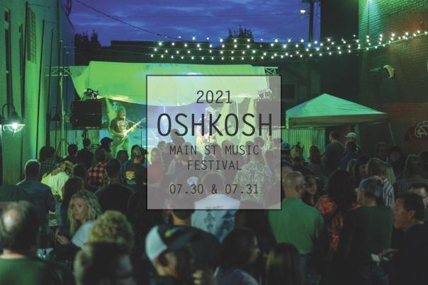 Oshkosh Main Street Music Festival