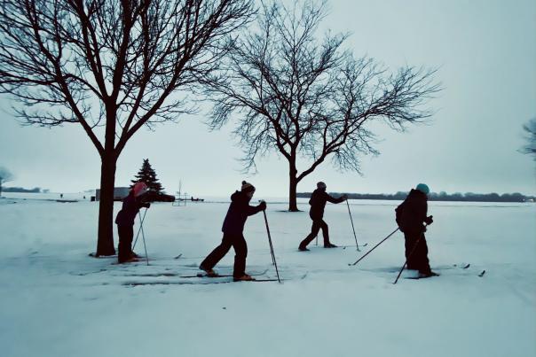 Winter Adventures in Oshkosh