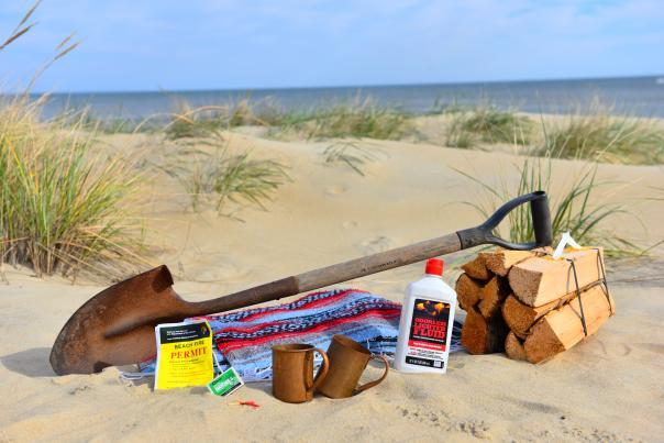 Beach Fire Blog