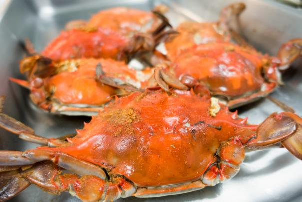 crabs - culinary