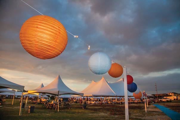 Event Site - Festival