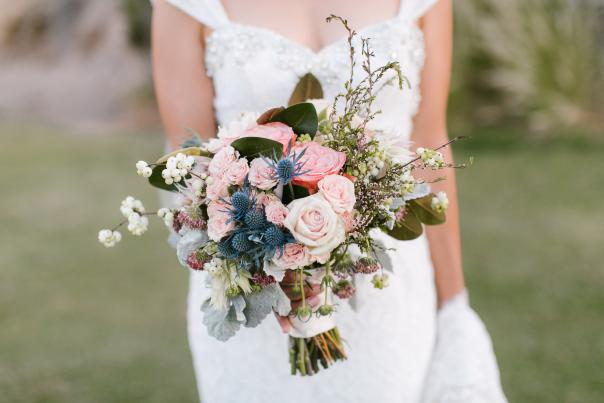 Palm Springs Wedding Flowers