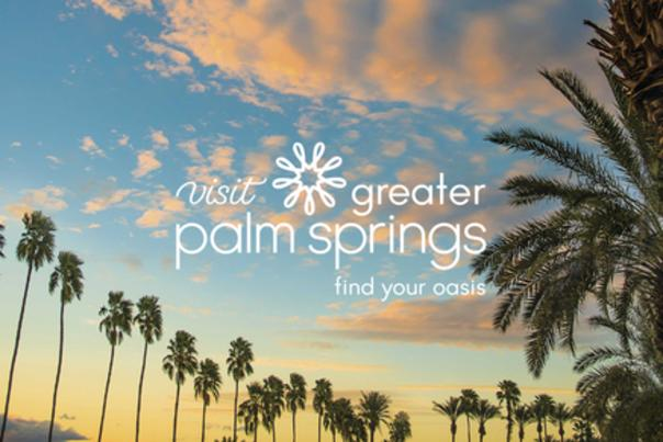 Visit Greater Palm Springs Name Change Release Image