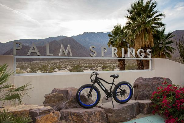 Bike in Greater Palm Springs