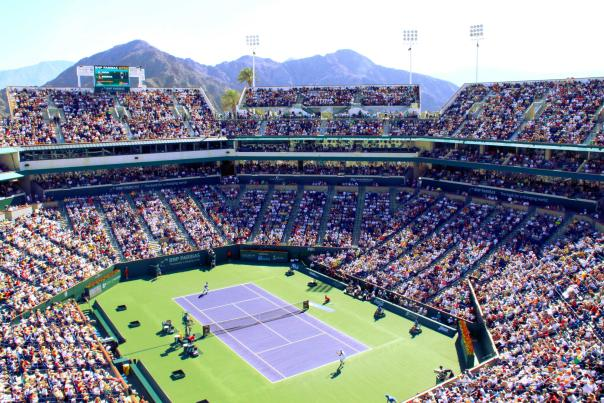 indian wells tennis garden stadium bnpparibas