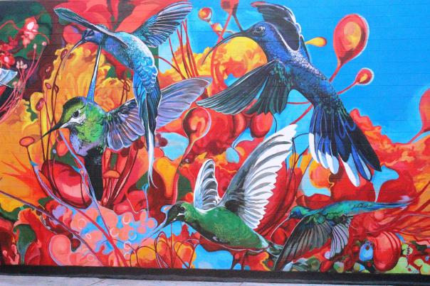 Indio Art Mural