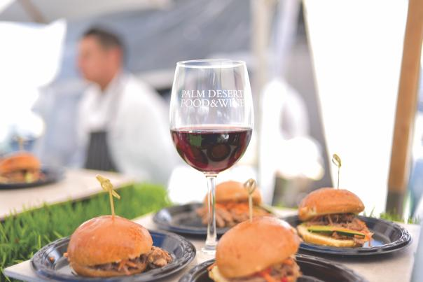 Palm Desert Food & Wine 2019
