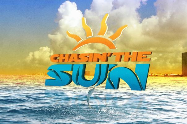 Chasin the Sun logo