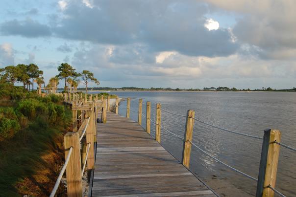 bay point boardwalk
