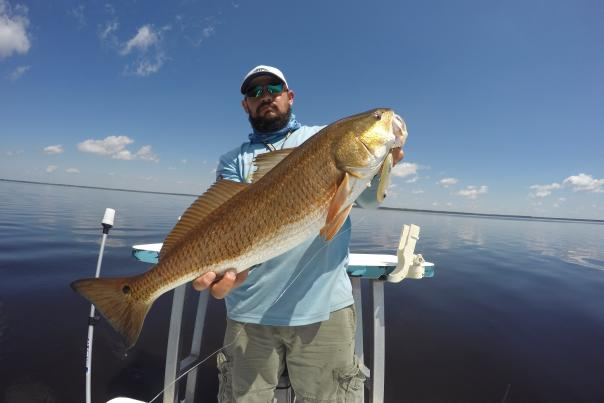 Fishing Report Capt. Nate