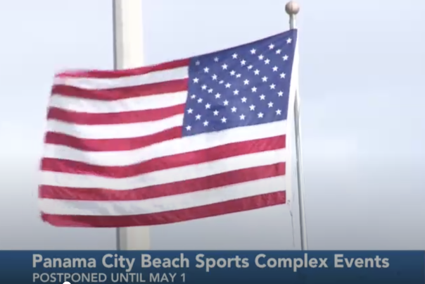 panama city beach sports complex covid-19 response