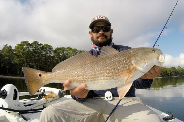 Redfish Nate