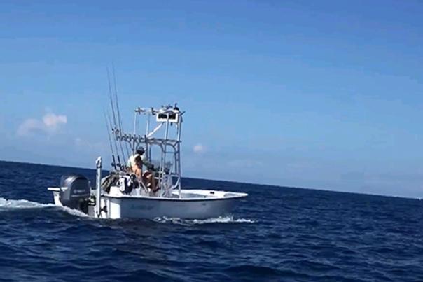 mid sept fishing report