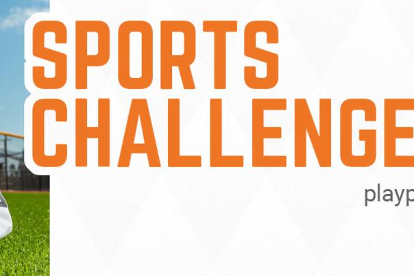 social distancing sports challenge