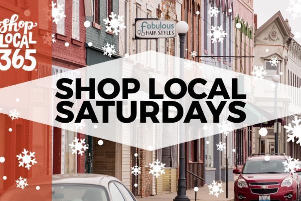 Shop Local Saturdays Header