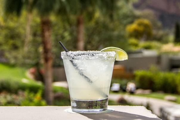 Sanctuary on Camelback Mountain's Signature Margarita