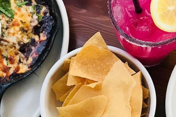 Blanco Tacos + Tequila Header