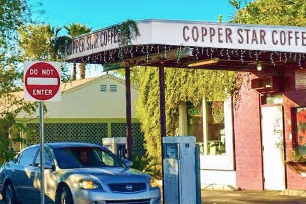 Copper Star Coffee Drive-Thru