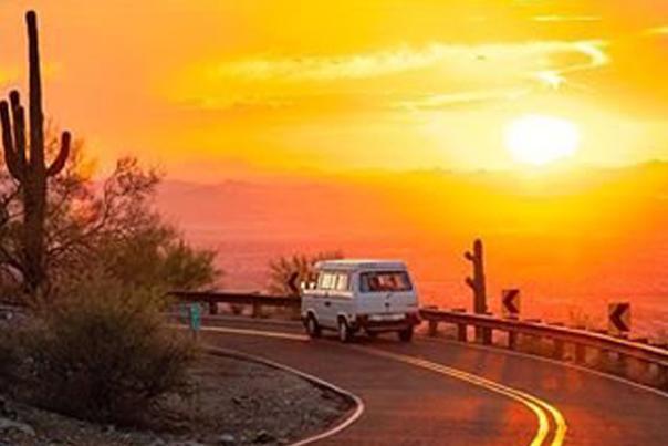 Palm Springs Road Trip UGC Header