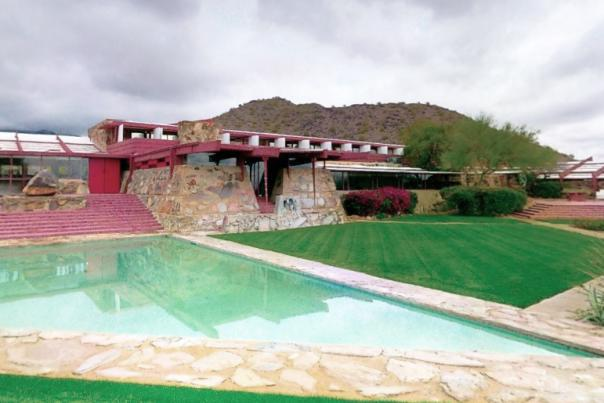 Taliesin West Virtual Tour