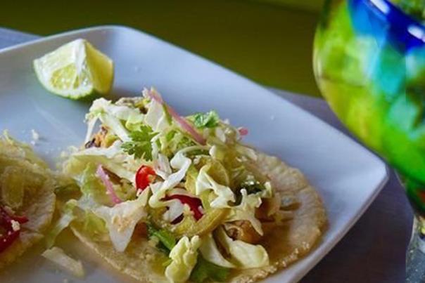 Vegan Tacos at GuacStar