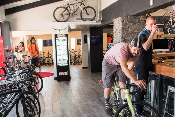 The Velo Bike Shop