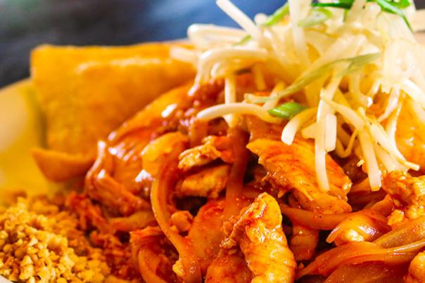 Thai food cover image