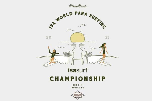 2021 Pismo Beach ISA World Para Surfing Championship Hosted by AmpSurf