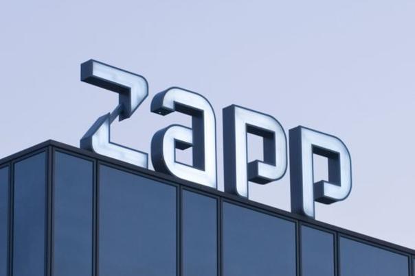 2021 Zapp Tooling Alloys Sign