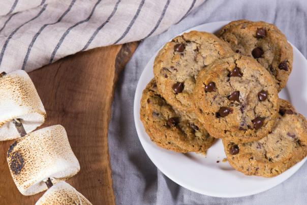 DoubleTree by Hilton cookies