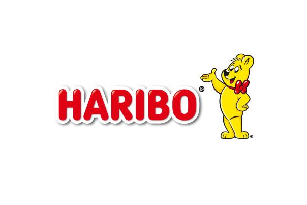 Haribo Logo with bear