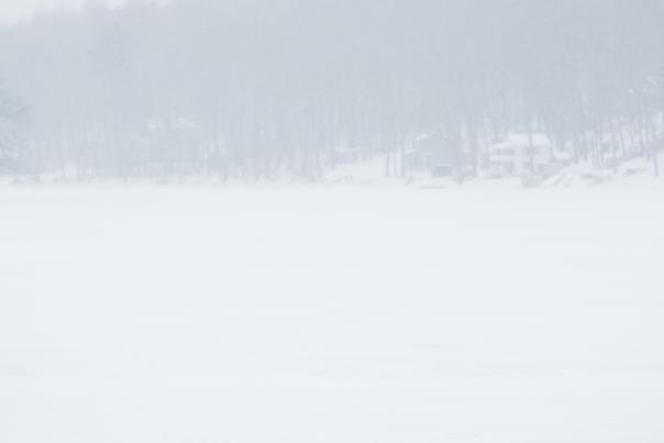 Cross-Country Skiing in the Pocono Mountains