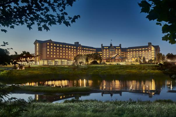 Mount Airy Casino Resort in the Pocono Mountains