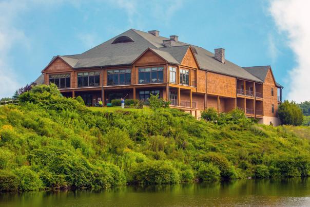 Skytop Lodge - Golfing