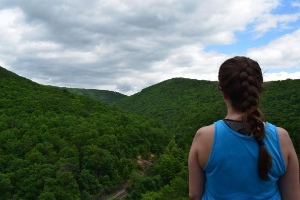 Lehigh Gorge Stake Park Hiking in the Poconos