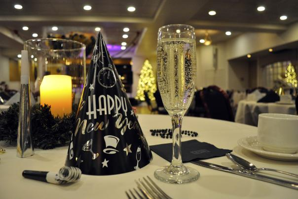 Ring in the New Year in the Pocono Mountains