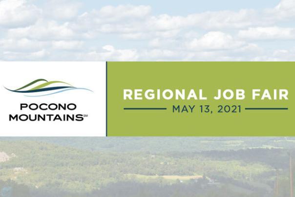 Pocono Mountains Job Fair - May 13, 2021 - Find a Job in the Poconos
